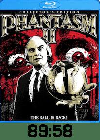 Phantasm II Blu Review