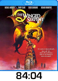 Q the Winged Serpent Blu-ray Review