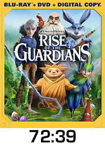 Rise of the Guardians w time