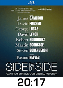 Side by Side Blu-ray Review
