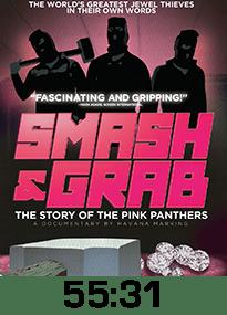 Smash and Grab DVD Review