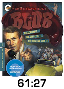 The Blob Blu-ray Review
