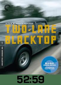 Two Lane Blacktop Blu-ray Review