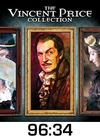 Vincent Price Blu-ray Collection Review