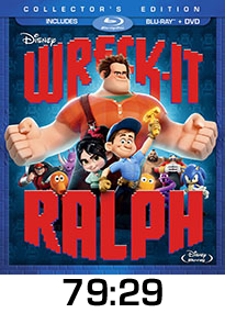 Wreck It Ralph w time