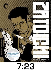 Zatoichi Collection Blu-ray Review