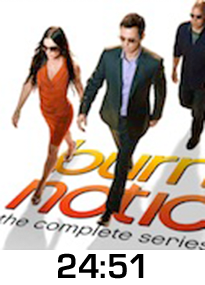 Burn Notice Complete Series Review