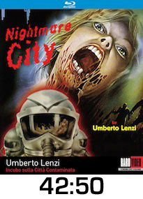 Nightmare City Blu-ray Review
