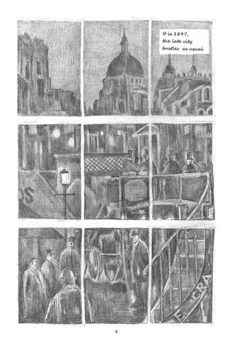 The Golem Page 5