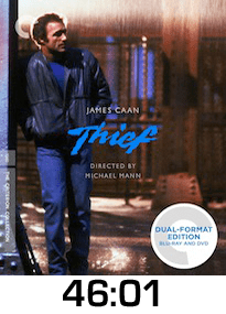 Thief Blu-ray Review