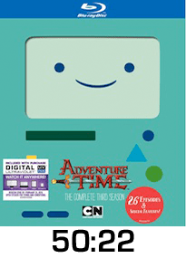 Adventure Time w time