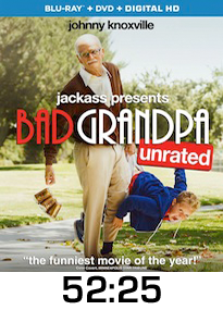 Bad Grandpa Blu-ray Review