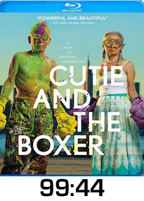 Cutie and the Boxer Blu-ray Review