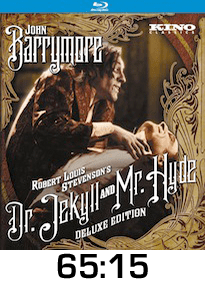 Dr Jekyll Blu-ray Review