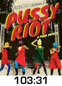 Pussy Riot DVD Review
