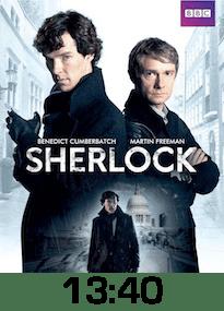 Sherlock w time