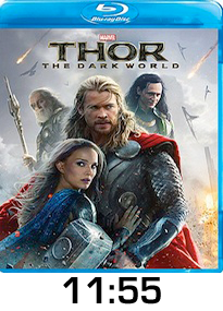 Thor Dark World w time