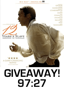 12 Years a Slave w time