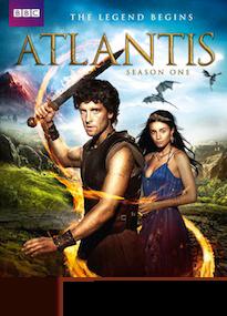 Atlantis Season 1 DVD Review