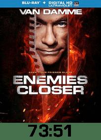 Enemies Closer Blu-ray Review