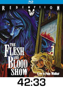 Flesh and Blood Show Blu-ray Review