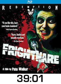 Frightmare Blu-ray Review