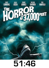 Horror at 37000 feet DVD Review