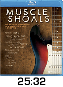 Muscle Shoals Blu-ray Review