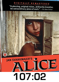 Alice Blu-ray Review