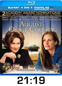 August Osage County Blu-ray Review