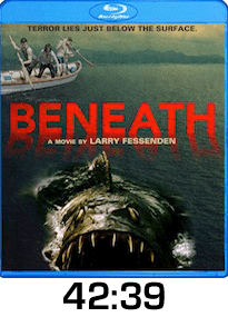 Beneath Blu-ray Review