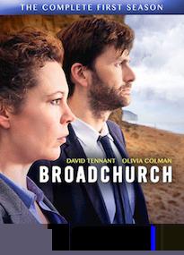 Broadchurch Season 1 DVD Review