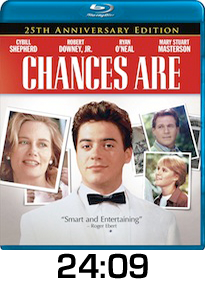 Chances Are Blu-ray Review