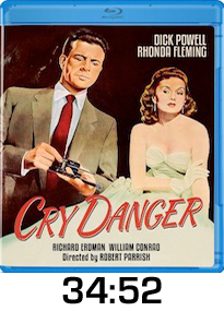 Cry Danger Blu-ray Review