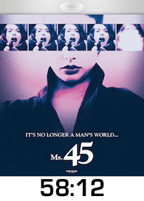 Ms 45 Blu-ray Review