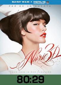 Nurse 3D Blu-ray Review