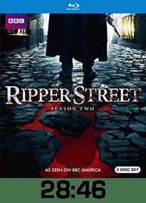 Ripper Street Season 2 Blu-ray Review