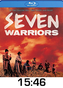 Seven Warriors Blu-ray Review