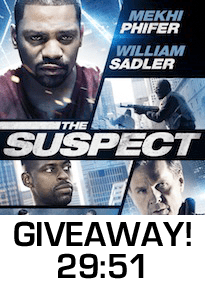 The Suspect DVD Review