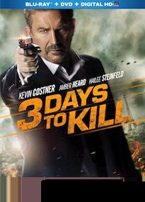 3 Days to Kill w time
