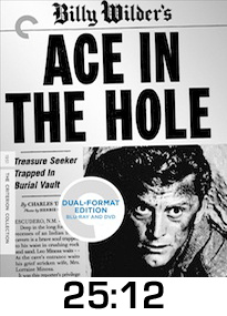 Ace in the Hole w time