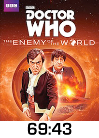 Dr Who Enemy of the World w time