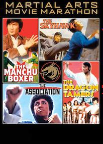 Martial Arts Marathon w time