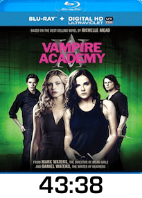 Vampire Academy w time