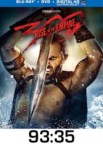 300 Rise of an Empire Bluray Review