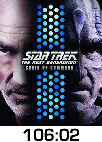 Chain of Command Bluray Review