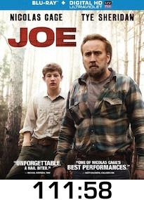Joe Bluray Review