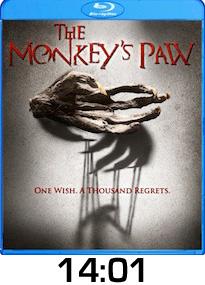 Monkeys Paw Bluray Review