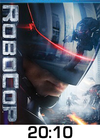 Robcop Bluray Review