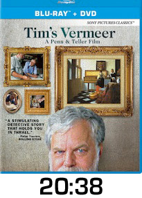 Tims Vermeer Bluray Review